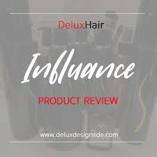 influance hair care products company deluxhair influance hair care product review delux designs de