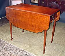 Maple Drop Leaf Table Hanes And Ruskin Antiques Furniture Furniture Archives