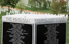 victims of terrorist attack on the pentagon memorial wikipedia