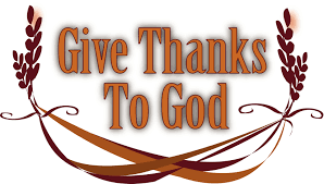 the power of gratitude to god lessons from our thanksgiving