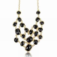 chain necklace with beads images Black bead necklace necklaces pendants ebay JPG