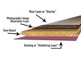 is vinyl flooring better than laminate laminate vs vinyl flooring