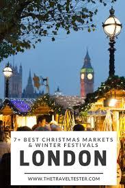 best 7 london christmas markets and winter festivals 2017