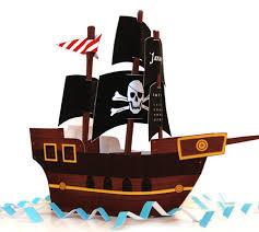 items similar to black sails pirate ship diy paper craft calendar