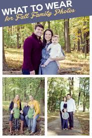 wear fall family photos grande