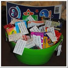 highschool graduation gifts high school graduation gift basket of college advice holidays