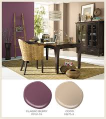 colorfully behr color of the month berry red