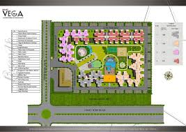 Commercial Complex Floor Plan Galaxy Vega Commercial Shops In Noida Extension Actual Image