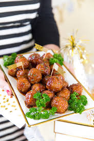 party appetizer sweet u0027n spicy meatballs pizzazzerie