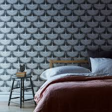 self adhesive wall paper self adhesive wallpaper feather flock on food52