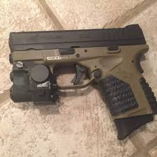 glock 19 laser light combo compact tactical green dot laser led flashlight combo for standard