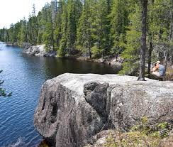 Bwca Map Hiking Trails Of The Bwcaw Experience The Magic Of The Boundary
