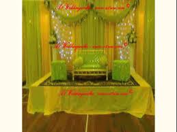 50 Wedding Anniversary Centerpieces by 50th Wedding Anniversary Decoration Ideas Youtube