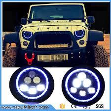 jeep wrangler blue headlights get cheap fj cruiser led headlight aliexpress com