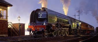 railway art gallery artists paintings u0026 sketches