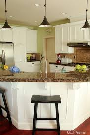 Kitchens With Off White Cabinets Best 25 Brown Granite Ideas On Pinterest Tan Kitchen Cabinets
