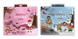 target 12 days of socks advent calendars on sale now