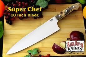 bark river kitchen knives bark river knives 10 chef gallery 2014
