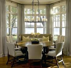 kitchen bay window treatment ideas window treatment ideas for bay windows stunning beautiful bay