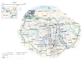 Finger Lakes New York Map by Merlot Harry J Morris Wine Blog