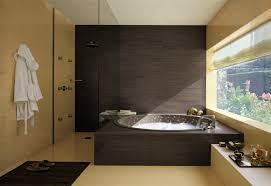 beige and black bathroom ideas black bathroom scheme tiles interior design ideas and