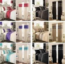 Bed Linen And Curtains - new luxury bedding duvet cover bed sets cushion covers