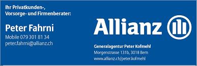 alliance suisse sponsoring berne cricket club