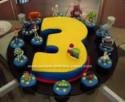 story birthday cake cool story 3rd birthday cake