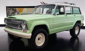 old jeep grand wagoneer the jeep wagoneer roadtrip is what happens when you take an old jeep