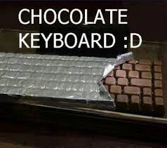 Chocolate Memes - 30 chocolate keyboard meme pmslweb don t stress do dessert