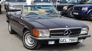 used mercedes benz sl class manual for sale motors co uk
