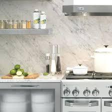tumbled marble kitchen backsplash tumbled marble kitchen backsplash designs ideas carrara