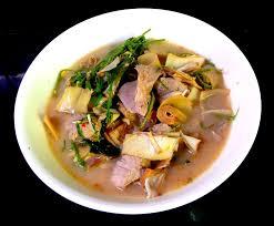 recett de cuisine bloggang com swin แกงห วปล ซ โครงหม ชะอม ใบชะพล banana