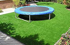 Fake Grass Outdoor Rug Amazon Com Synturfmats 8 U0027x12 U0027 Artificial Grass Carpert Rug