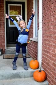 Kids Donut Halloween Costume Diy Judy Hopps Costume Zootopia Costumes Halloween