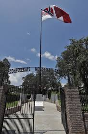 huge confederate flag near interstate is one man u0027s mission the
