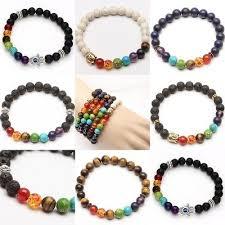 energy bead bracelet images 7 chakra crystal energy bracelet healing balance bangle yoga JPG