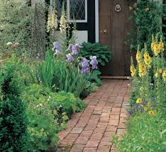 garden brick wall design ideas brick pathways google search gardening pinterest garden