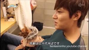 urutan film lee min ho hd lee min ho 이민호 and the cute choco youtube