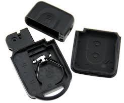 nissan almera key fob battery 2 button remote key fob case shell for nissan juke duke navara