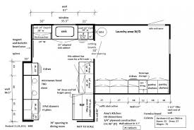 kitchen furniture plans kitchen floor plans