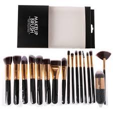 tools for makeup artists 17 pcs set makeup brush set professional make up beauty blush