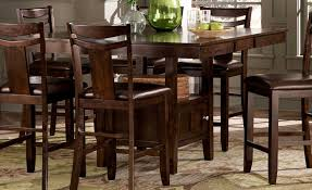 Homelegance Ohana Counter Height Dining Homelegance Broome Counter Height Table Brown 2524 36