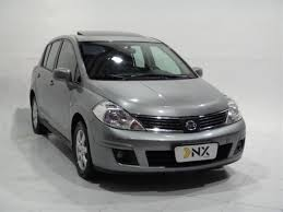 nissan tiida 1 8 sl 16v gasolina 4p manual 2008 2008 nx motors
