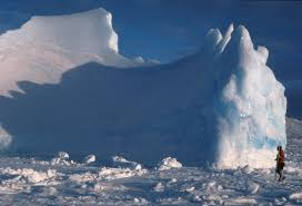 icebergs polar regions fact file antarctica and the arctic
