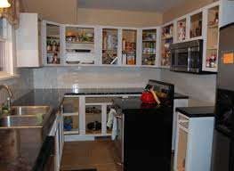Kitchen Without Cabinet Doors How To Paint Kitchen Cabinets No Painting Sanding Yeo Lab