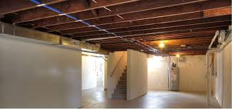 inspiration ideas unfinished basement ceiling simple