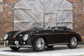 porsche speedster kit car 1957 porsche 356 speedster re creation