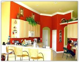 home design with yellow walls red kitchen cabinets with yellow walls canvas wall art home design