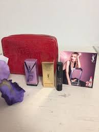 Makeup Ysl ysl yves laurent mini 5pc cosmetics makeup gift set w